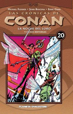 Las crónicas de Conan Nº20