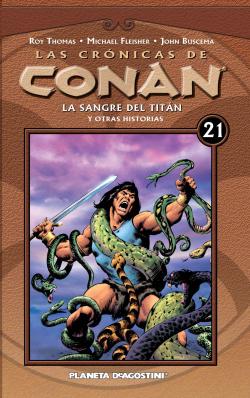 Las crónicas de Conan Nº21