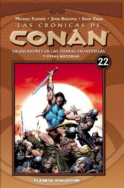 Las crónicas de Conan Nº22