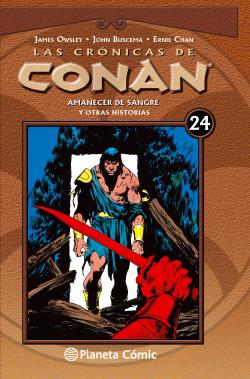 Las crónicas de Conan Nº24