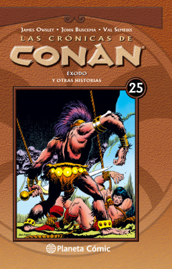 CRONICAS DE CONAN Nº25