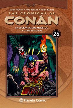 CRONICAS DE CONAN 26