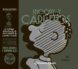 Snoopy y Carlitos 1983-1984 Nº17/25