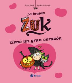 La Brujita Zuk tiene un gran corazón