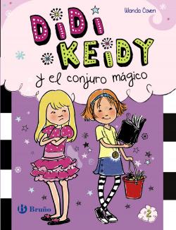 Didi Keidy y el conjuro mágico