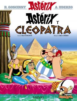 ASTÉRIX Y CLEOPATRA