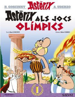 Astèrix als Jocs Olímpics nº12