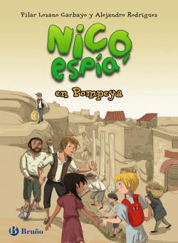 Nico Espía, en Pompeya