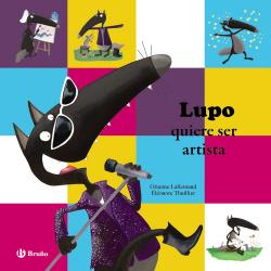 Lupo quiere ser artista