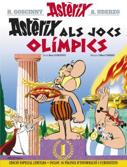 ASTÉRIX ALS JOCS OLÍMPICS