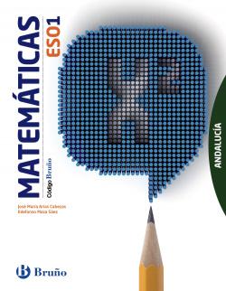(AND).(16).MATEMATICAS 1ºESO (1 VOLUMEN) *ANDALUCIA*