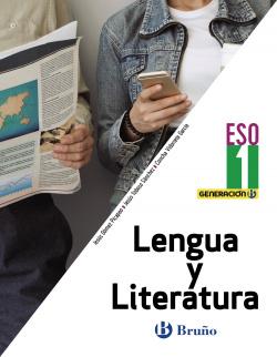 Generación B Lengua y Literatura 1 ESO