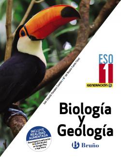 Generación B Biología y Geología 1 ESO