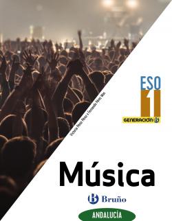 Generación B Música 1 ESO Andalucía