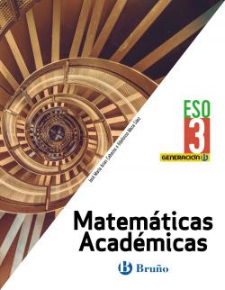 Generación B Matemáticas Académicas 3 ESO