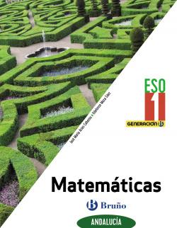 Generación B Matemáticas 1 ESO Andalucía