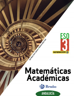 Generación B Matemáticas Académicas 3 ESO Andalucía