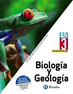 Generación B Biología y Geología 3 ESO