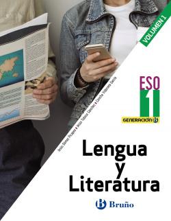 Generación B Lengua y Literatura 1 ESO 3 volúmenes
