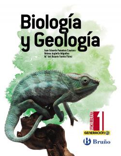 Generación B Biología y Geología 1 Bachillerato
