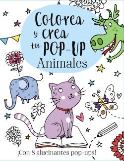 COLOREA Y CREA TU POP-UP DE ANIMALES