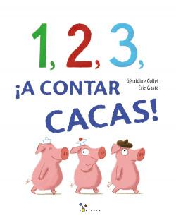 1, 2, 3, IA CONTAR CACAS!