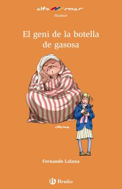 EL GENI DE LA BOTELLA DE GASOSA