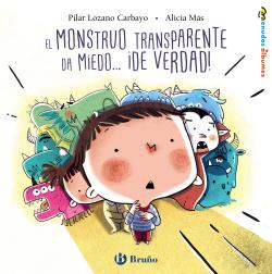 EL MONSTRUO TRANSPARENTE DA MIEDO...¡DE VERDAD!