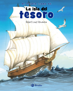 Mi primer libro de La isla del tesoro