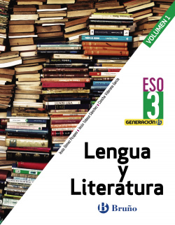 Generación B Lengua y Literatura 3 ESO 3 volúmenes
