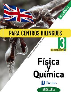 Generación B Física y Química 3 ESO Andalucía 3 volúmenes
