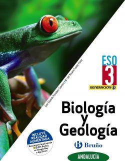 Generación B Biología y Geología 3 ESO Andalucía