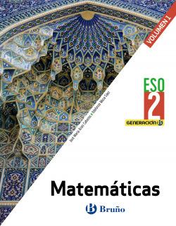 Generación B Matemáticas 2 ESO 3 volúmenes