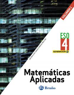 Generación B Matemáticas Aplicadas 4 ESO 3 volúmenes