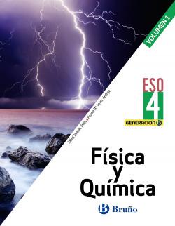 Generación B Física y Química 4 ESO 3 volúmenes
