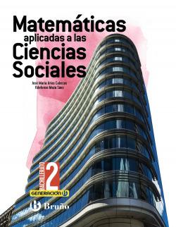Generación B Matemáticas Aplicadas a las Ciencias Sociales 2 Bachillerato