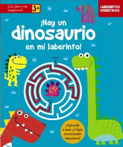 Laberintos divertidos. ¡Hay un dinosaurio en mi laberinto!