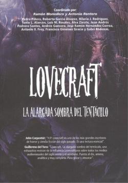 LOVECRAFT. LA ALARGADA SOMBRA DEL TENTÁCULO