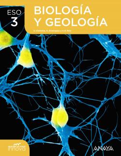 BIOLOGIA Y GEOLOGIA 3 ESO APRENDER ES CRECER