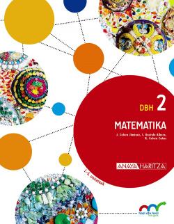 Matematika 2ºeso.dbh. Trimestral. Euskadi