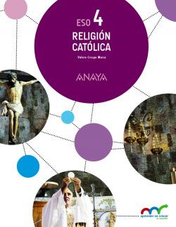 (16).RELIGION CATOLICA 4ºESO. (APRENDER CRECER CONEXION)