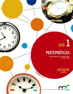 Matemáticas 1ºeso. Trimestral. Murcia