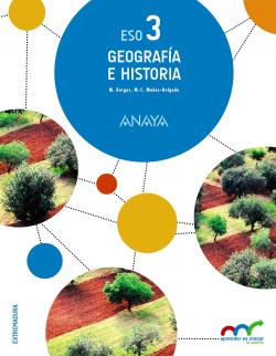Geografía e Historia 3. (Edición 2017)