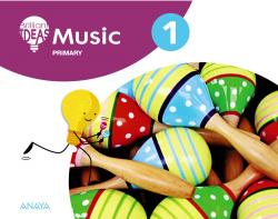 MUSIC 1ºPRIMARIA. BRILLIANT IDEAS. MÚSICA EN INGLÈS
