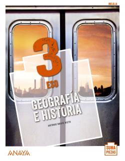 Geografía e Historia 3.