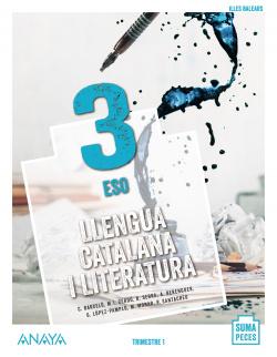 Llengua catalana i literatura 3.