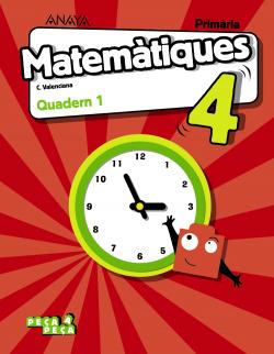 Matemàtiques 4. Quadern 1.