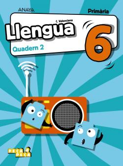 Llengua 6. Quadern 2.