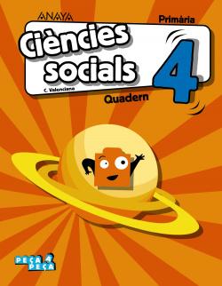 Ciències socials 4. Quadern.