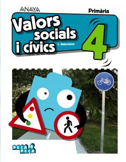 VALORS SOCIALS I CIVICS 4T.PRIMARIA. PEÇA A PEÇA. VALENCIA